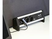 Системы электрификации и кабель-менеджмента