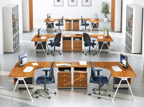 Мебель для персонала Gamma