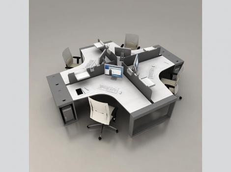 Мебель для персонала Logic (Лоджик)