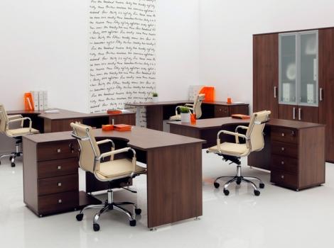 Мебель для персонала Space