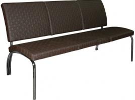 Офисный диван М124-043 (трехместный)