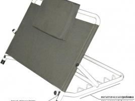 Подголовник для кровати М181-01
