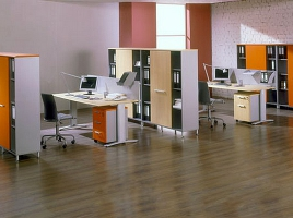 Мебель для персонала Absolute (Абсолют)