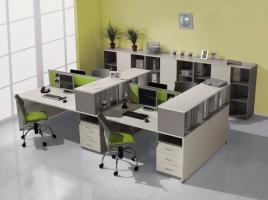 Мебель для персонала Activa (Актива)