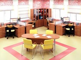 Мебель для персонала Диалог