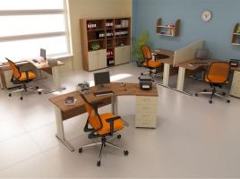 Мебель для персонала Эффект