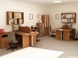 Мебель для персонала Диалог-эконом