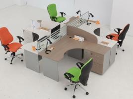 Мебель для персонала ЭргоYES