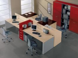 Мебель для персонала On Line (Он Лайн)