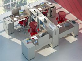 Мебель для персонала Open Space