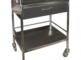 Столик инструментальный с ящиком SH-T011