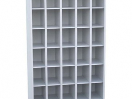 Шкаф для противогазов 30 ячеек